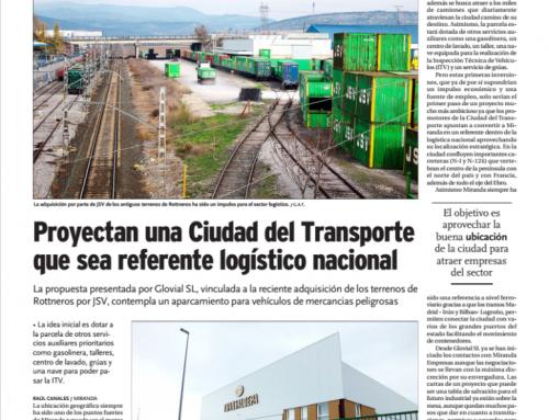 Dossier de prensa y radio Ernesto Sáenz de Buruaga