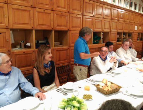 Miranda Empresas asiste al homenaje en Bilbao del 90 aniversario del C.D. Mirandés