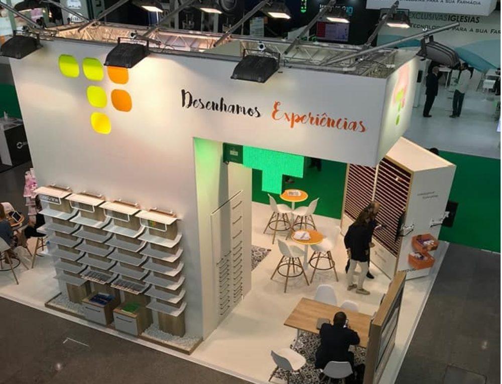 TecnyFarma acude a Expofarma en Lisboa