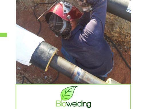 Calderero/soldador para Biowelding