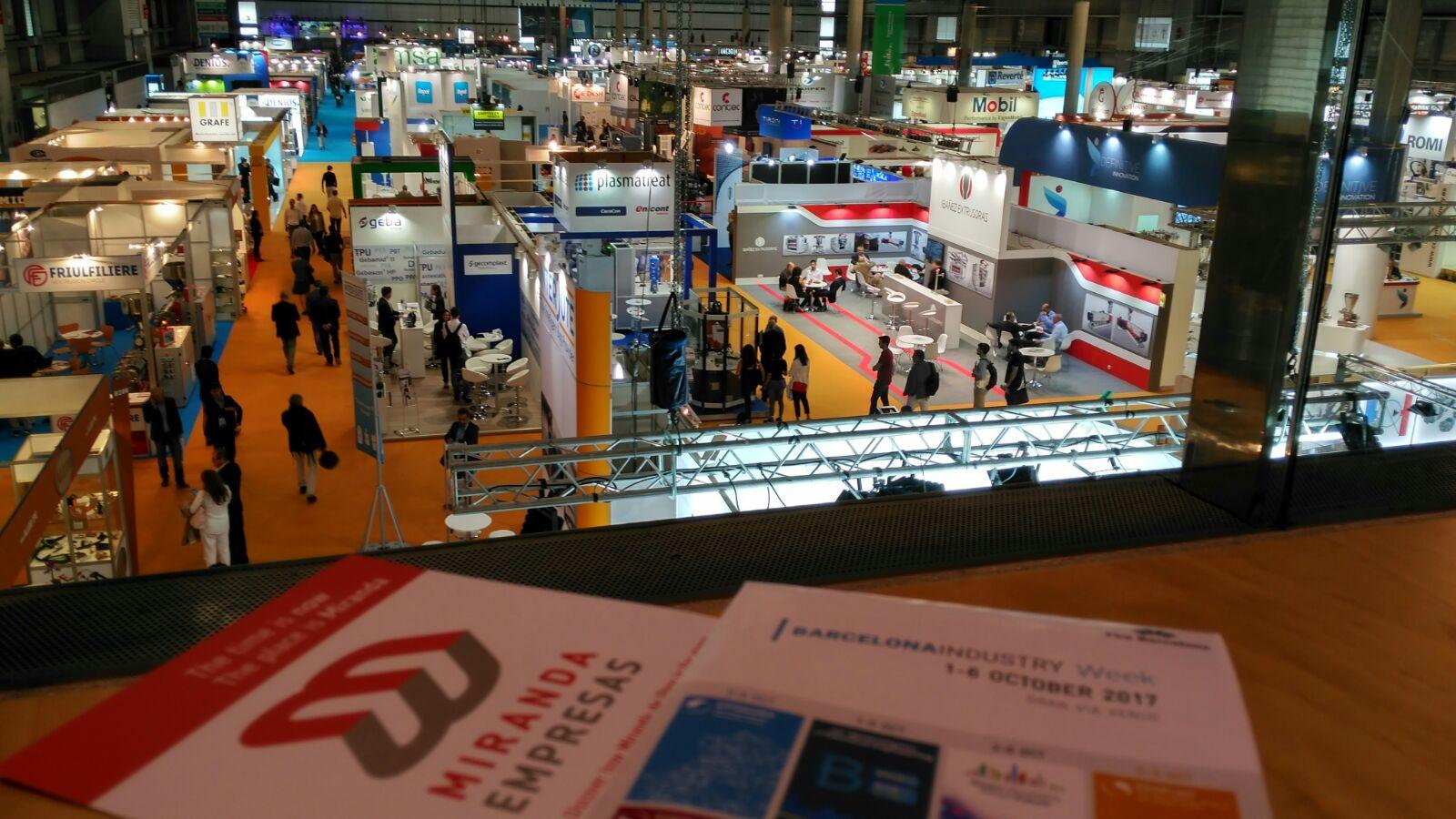Miranda empresas en barcelona industry week miranda empresas - Empresas constructoras en barcelona ...