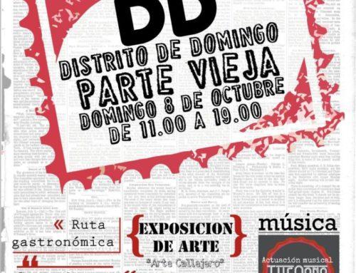 DISTRITO DE DOMINGO