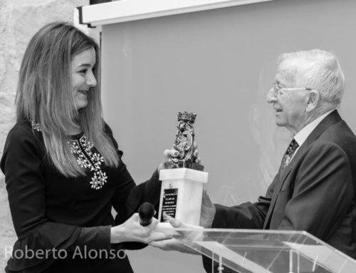 Homenaje a José Luis Solana presidente Fundación Galletas Coral