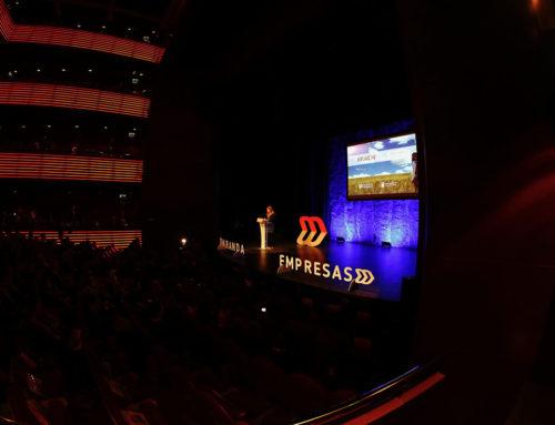 Impacto mediático encuentro empresarial Mirando al Futuro 24 de Octubre