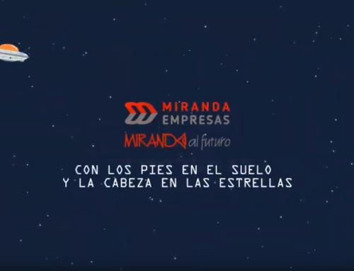 Miranda Empresas os desea un feliz año 2019