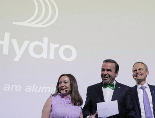 La planta de Miranda es reconocida como una de las más seguras en el negocio de extrusión de Hydro en el mundo