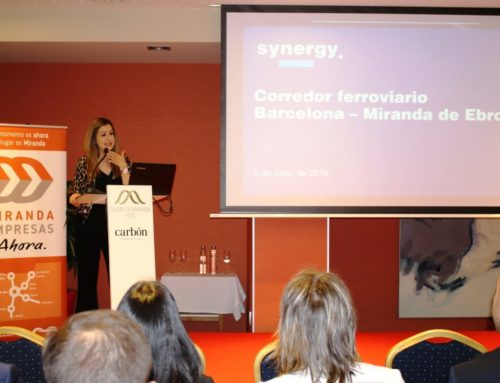 SYNERGY presenta la oferta de sus servicios logísticos en Miranda de Ebro