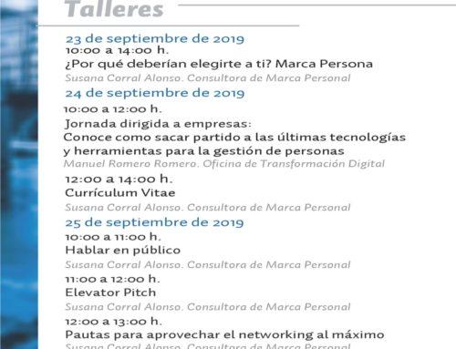 TALLERES III FORO DE EMPLEO Y EMPRESAS MIRANDA DE EBRO