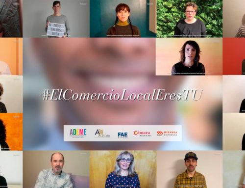 CAMPAÑA AUDIOVISUAL #ELCOMERCIOLOCALERESTU