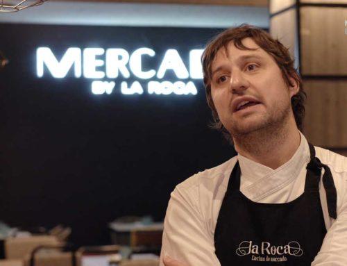 Alberto Molinero lidera un nuevo proyecto gastronómico bajo el nombre de Mercado