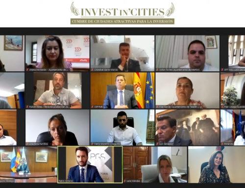 Presentación 'Invest in Cities 2020'