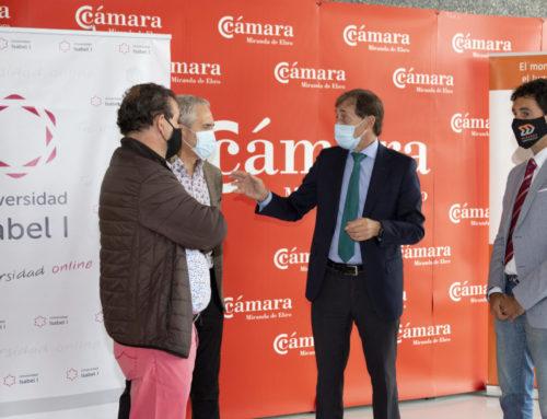 La Universidad Isabel I llega a Miranda de Ebro