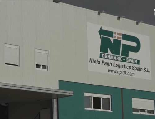 Niels Pagh Logistics opera desde su nueva nave de Miranda de Ebro
