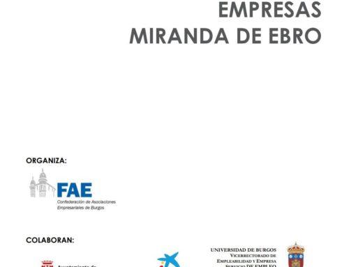 ABIERTO PLAZO INSCRIPCIÓN EMPRESAS AL IV FORO DE EMPLEO Y EMPRESAS VIRTUAL MIRANDA DE EBRO