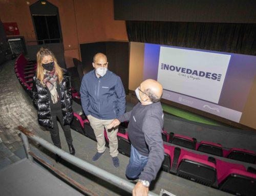 La empresa Proyecfilm llega a Miranda de Ebro para abrir el cine Novedades