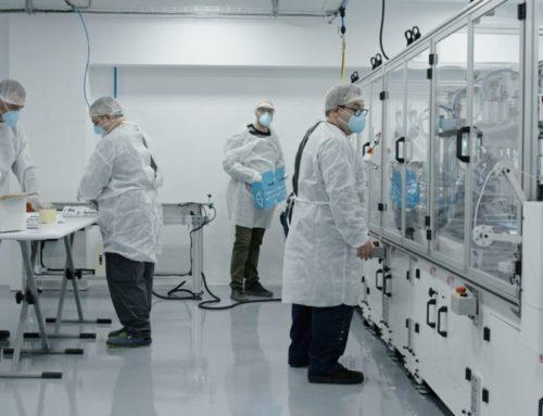 El fabricante de mascarillas Equipos de Protección Mirandeses inicia su actividad en Miranda de Ebro