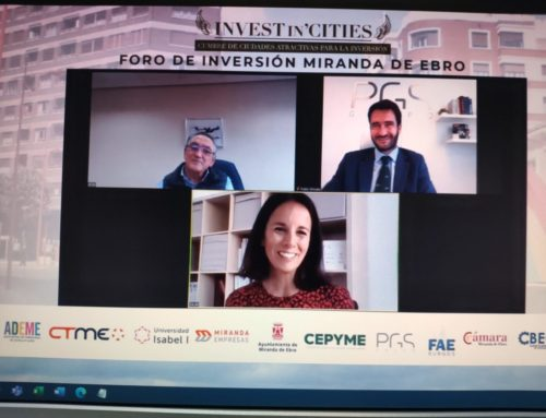 Resumen Foro Invest in Cities Miranda de Ebro 2020