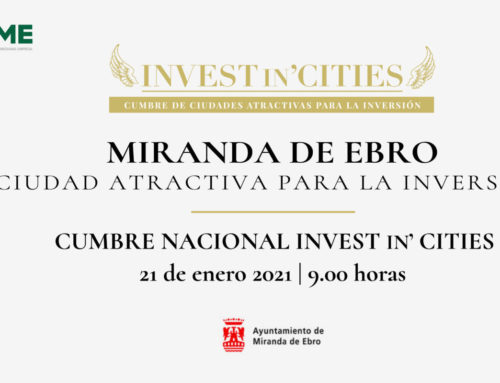 Cumbre Nacional Invest in Cities 21 enero