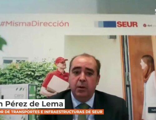 """Webinar Logistics Spain, """"La revolución de la logística inteligente"""