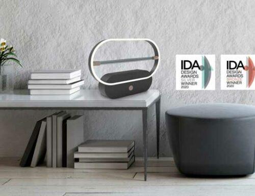 Interiors From Spain: Los International Design Awards (IDA) premian su lámpara germicida N-27 Duo Light de  García Requejo entre los productos más innovadores del diseño español