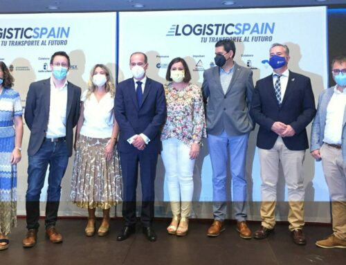 Miranda Empresas acude  acto de presentación de Logistics Spain 2022