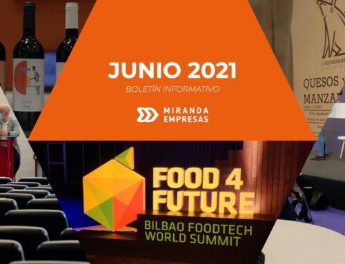 Boletín informativo Miranda Empresas · Junio 2021