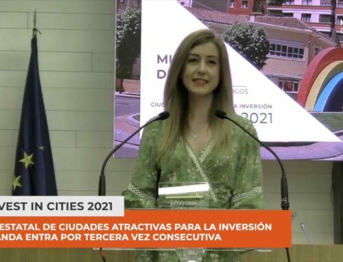 Miranda entra por tercera vez consecutiva en la Red estatal de ciudades atractivas para la inversión