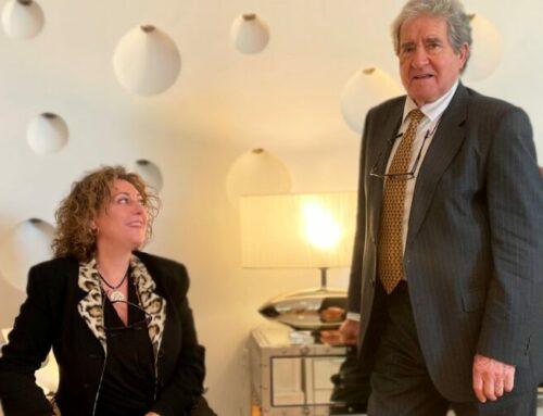 García Requejo se apoya en la l+O+i para diseñar mobiliario e iluminación de alta gama