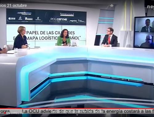 Miranda de Ebro participa en el foro de ciudades logísticas de España